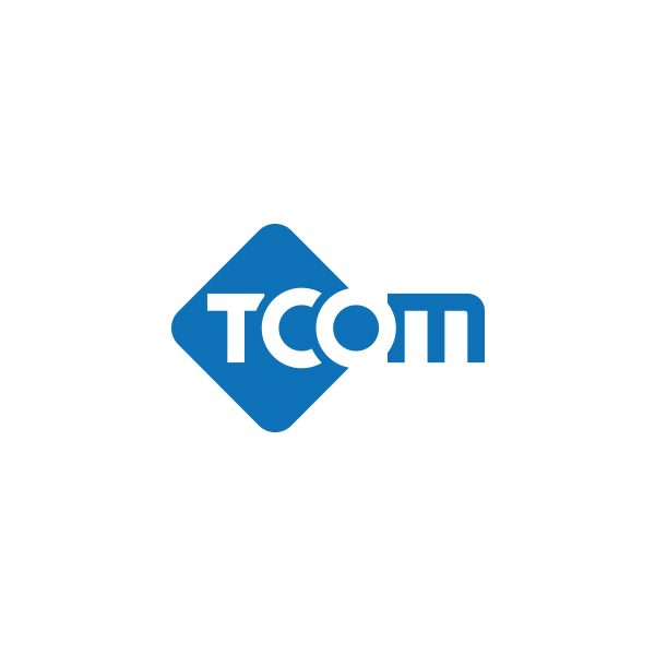 Thiết kế logo Tcom