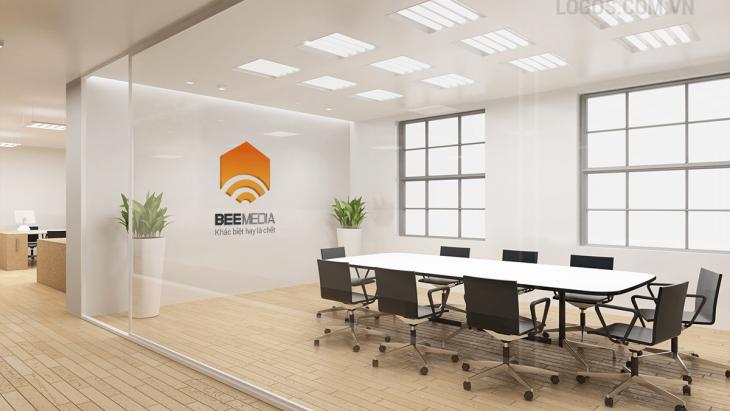 Thiết kế logo Công ty cổ phần truyền thông Con Ong - Bee Media