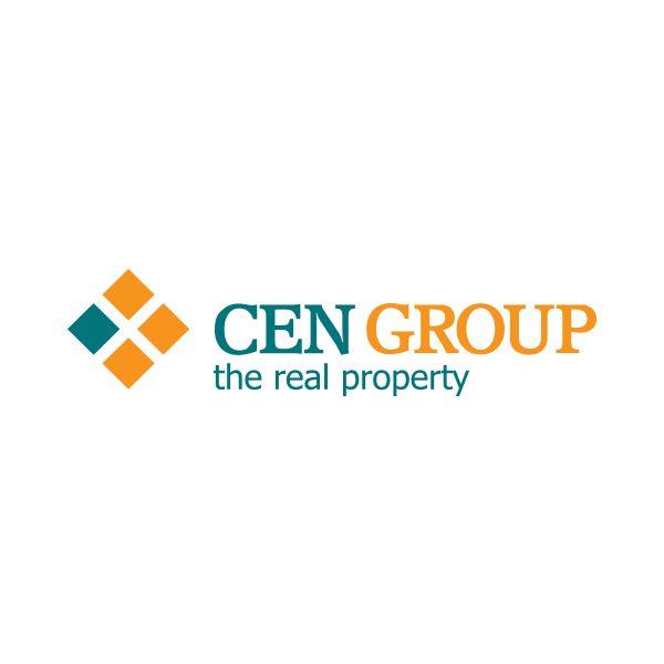 Thiết kế logo Cen Group