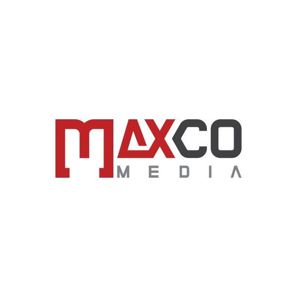 Thiết kế logo Maxco Media