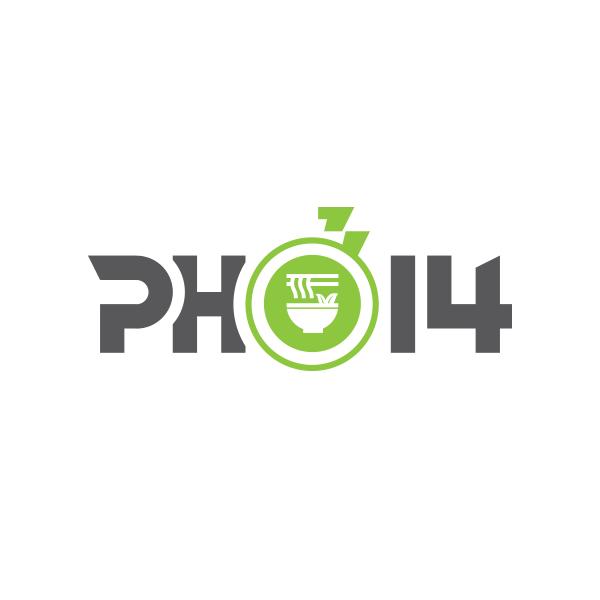 Thiết kế logo Phở 14