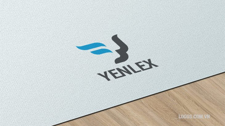 Thiết kế logo Yenlex